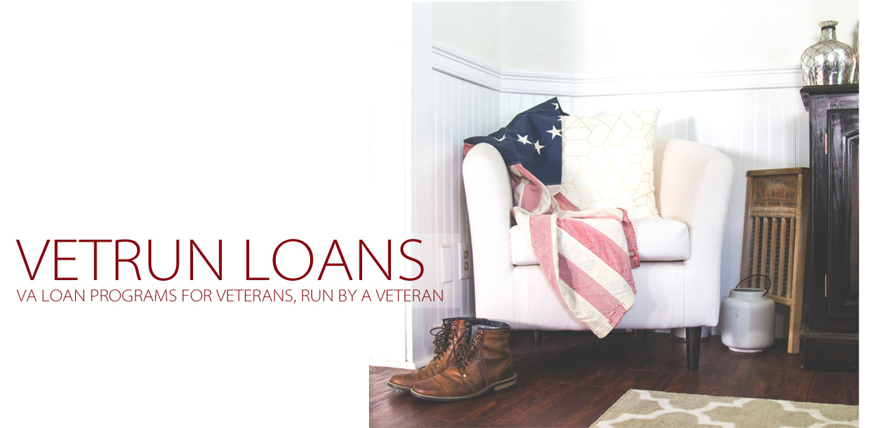VA Loan programs for vets