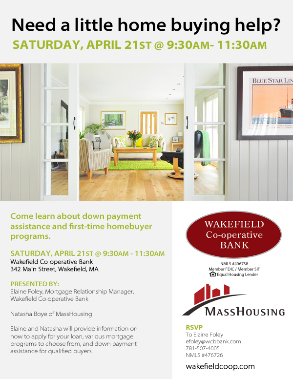 Home Buyer Session Flyer